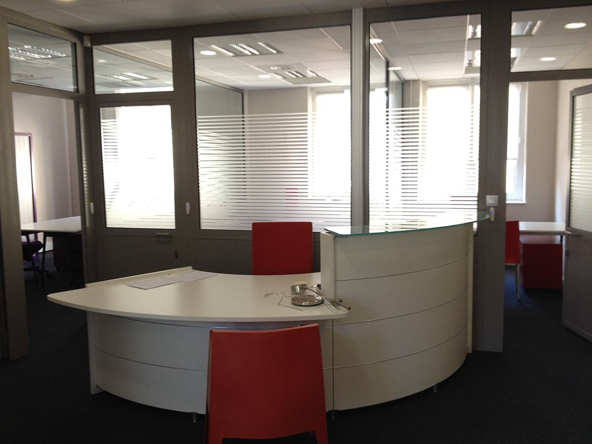 Rénovation de bureaux payen et payen